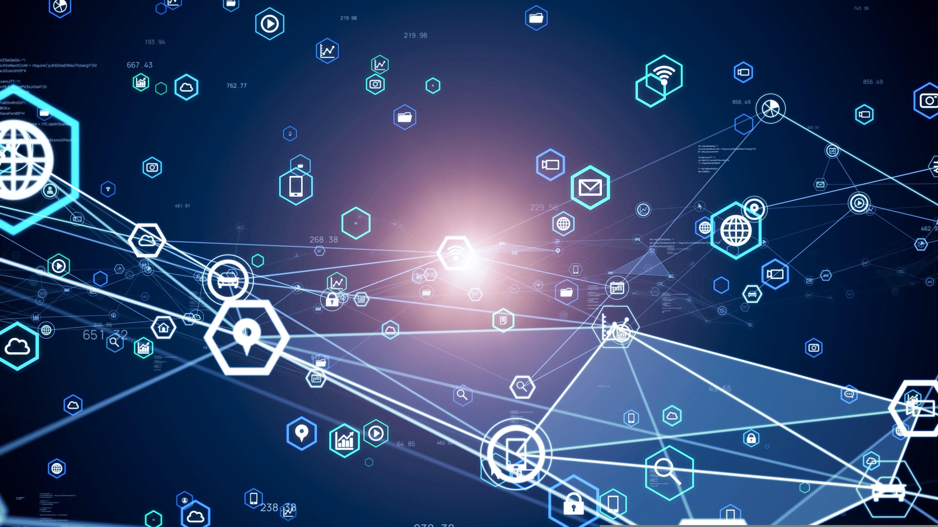 Automated Technology Stock Image